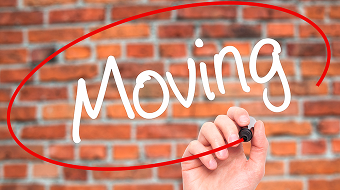We're moving! Base Finance Office to move from Bldg 301 to Bldg. 376 Jan. 23, 24