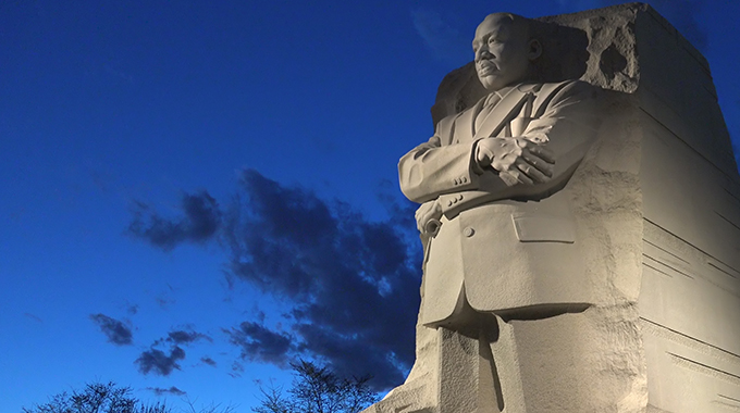 AFSC commander reflects on MLK's leadership, courage