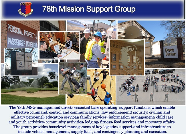 78th Mission Support Group