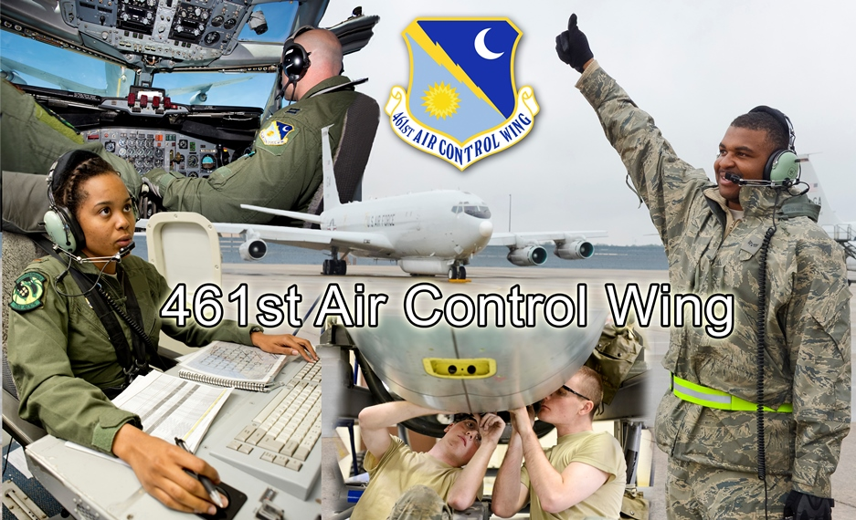461st Air Control Wing