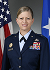 Image of Brigadier General Jennifer Hammerstedt